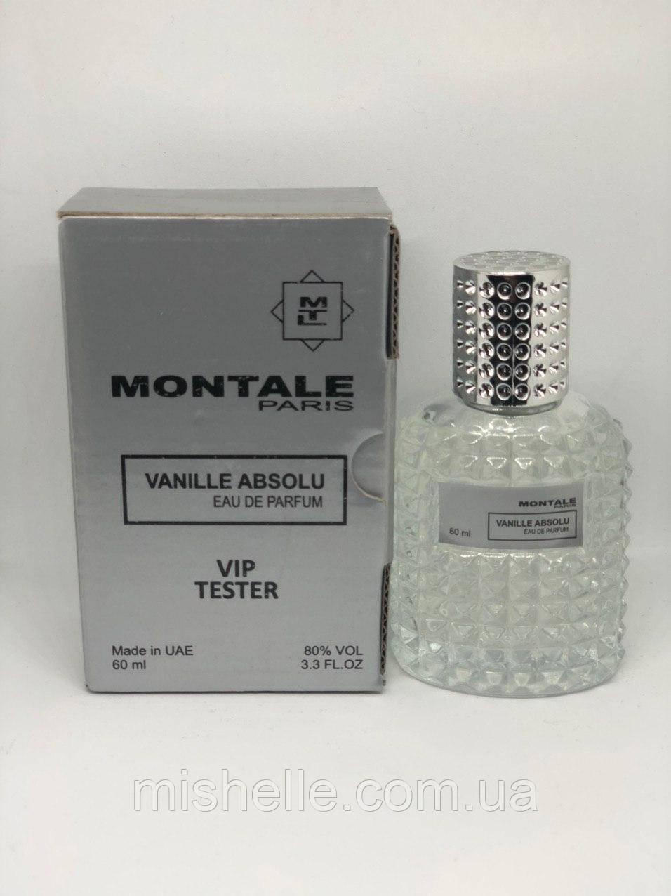 Тестер Montale Vanille Absolu ( Монталь Ваниль Абсолю 60мл)