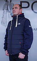 "Мужская,разборная куртка-жилет ""The North Face"".Replica Sport-Design."