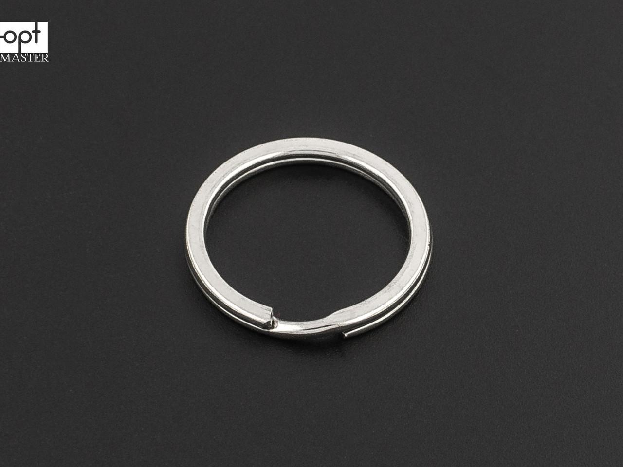 Кольцо для ключей плоское, d=20 мм