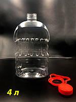 Пластикові пляшки в ассортименті, фото 1