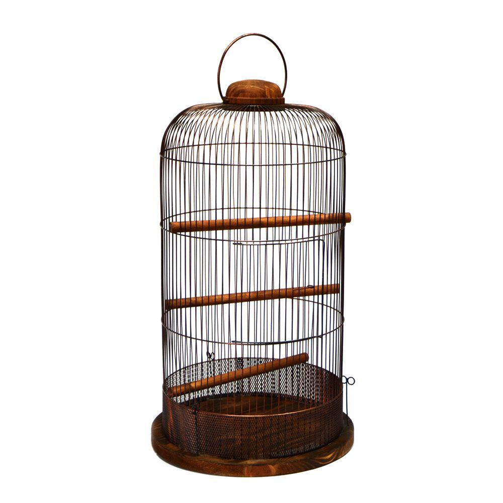 Клетка для птиц круглая Loft Рондо