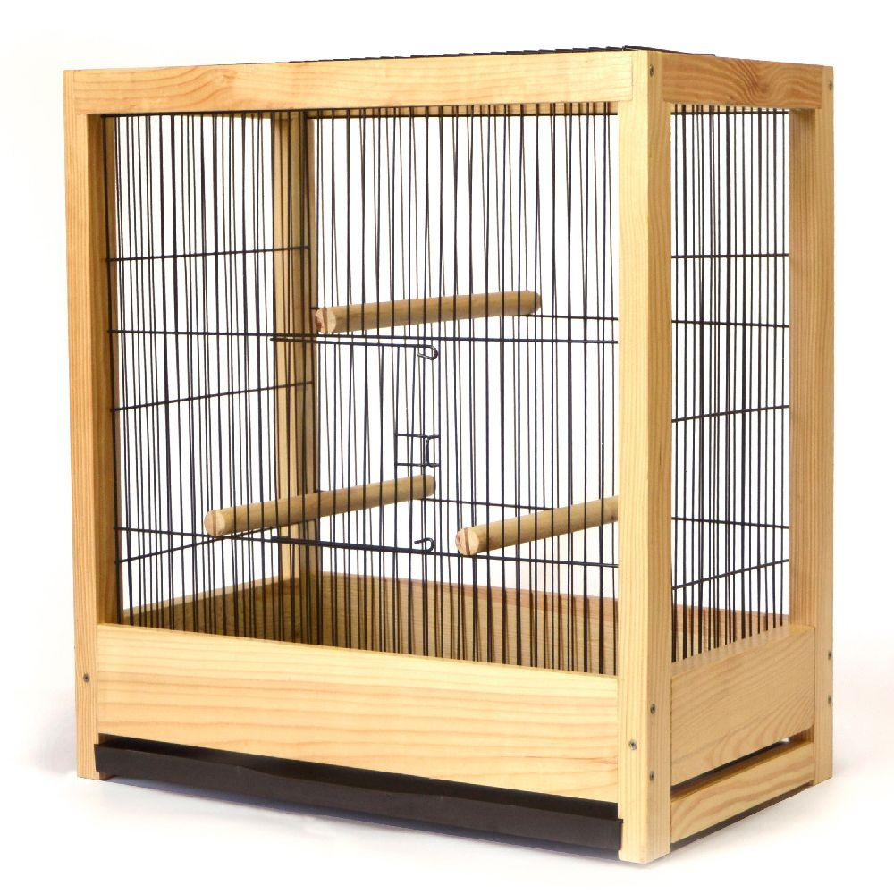 Клетка для птиц Loft Ретро светлая