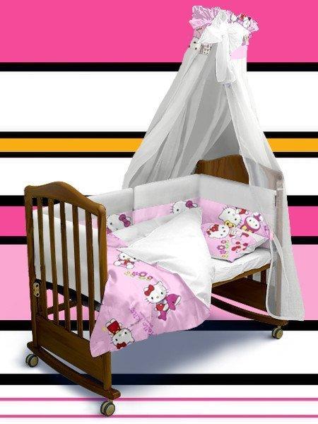 Комплекты постельного белья Classik защитный борт «На всю кровать». Для мальчиков и девочек.