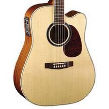 Акустические гитары с датчиком