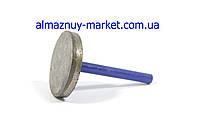 Бор-фреза, алмазная фреза для резьбы по граниту диск 35*5 хвостовик 6мм
