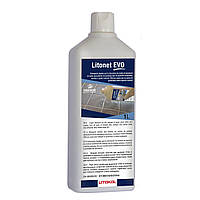 Litokol Litonet EVO 1 л - очиститель, удаляет разводы от эпоксидных затирок для плитки и камня ( LNET2V0121 )