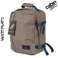 """Сумка-рюкзак CabinZero CLASSIC 28L Grey Moor с отделением для ноутбука 13"""" (28л) (29,5x39x20см)"""