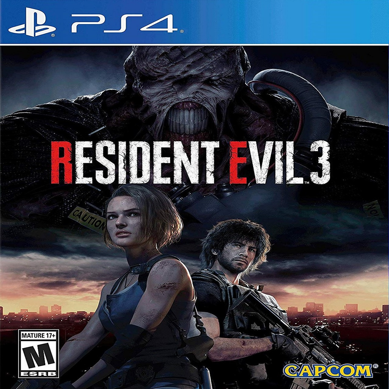 Resident Evil 3 RUS PS4 (NEW)