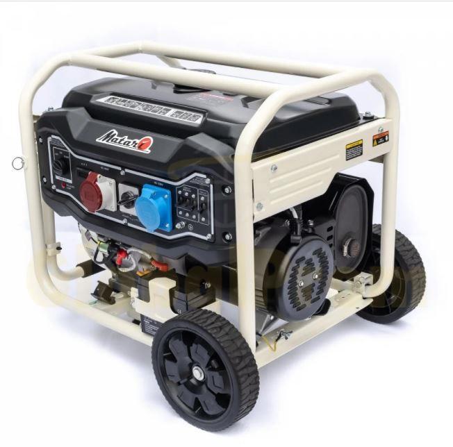 Бензиновый генератор Matari MX11003E