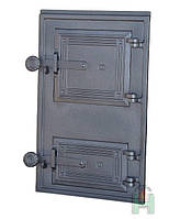 Чугунные дверцы для барбекю Halmat DPK11 (Н1613) (465x290), фото 1