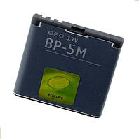 Aккумулятор АКБ (Батарея) Nokia BP-5M | 8600 Luna (3.7V 900mAh) AAAA Оригинал