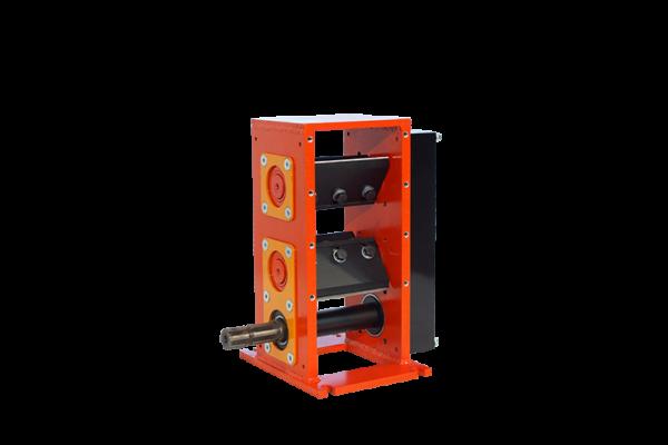 Блок измельчителя веток 80 мм