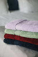 Махровое полотенце для рук и лица 50х90 LINE Узбекистан
