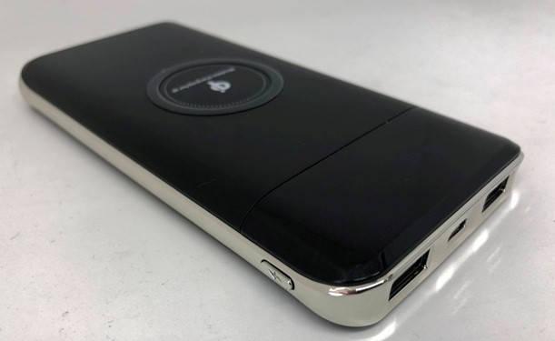 Бездротове зарядний пристрій Q10 10000mAh, фото 2