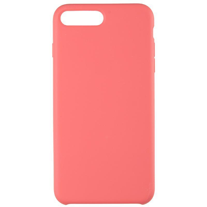 Оригінальний силіконовий бампер Soft Matte Case для iPhone 7 Plus/8 Plus Camellia