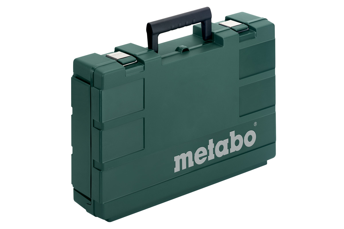 Пластмассовый кофр MC 10 BHE ТА SB (623856000)