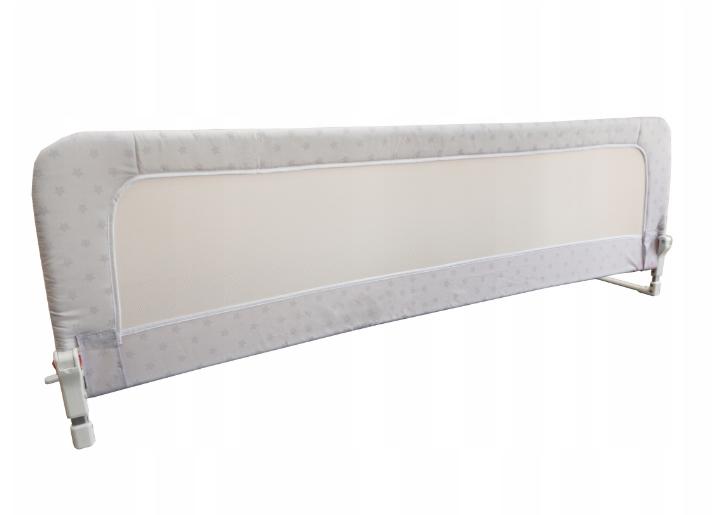 Перегородка для ліжка Babypro Grey 180x60см