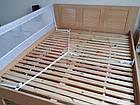 Перегородка для ліжка Babypro Grey 180x60см, фото 8