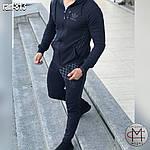 Теплий спортивний Чоловічий Костюм від Стильномодно, фото 2