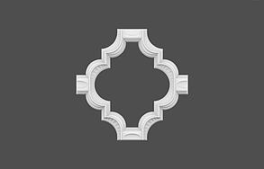 ДЕКОРАТИВНАЯ ПАНЕЛЬ 1.59.503 Европласт (Коллекция Мавритания)