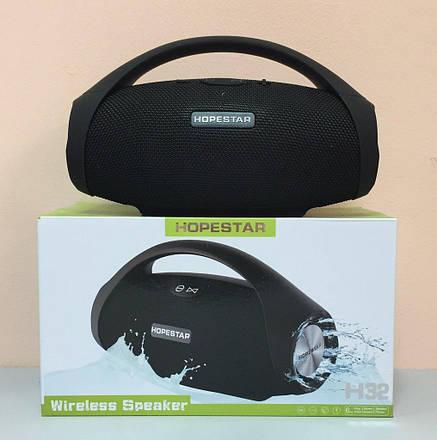 Портативная Bluetooth колонка Hopestar H32 Bluetooth,MP3,USB,SD/TF,AUX,Mic, фото 2