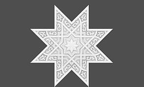 ПОТОЛОЧНАЯ ПАНЕЛЬ 1.57.501 Европласт (Коллекция Мавритания)