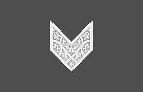 ПОТОЛОЧНАЯ ПАНЕЛЬ 1.57.504 Европласт (Коллекция Мавритания)