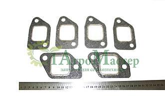 Набор прокладок коллектора (6 шт.) ЗИЛ-130
