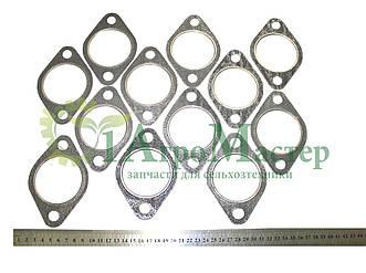 Набор прокладок коллектора (12 шт) ЯМЗ-240
