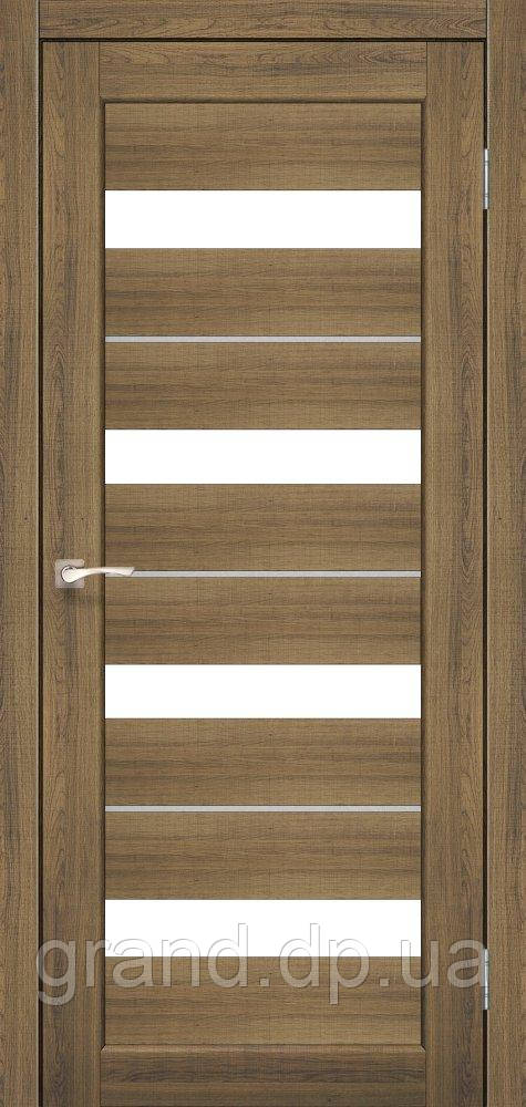 Дверь Porto PD - 02 дуб браш