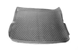 Коврик в багажник Audi Q5 2008-, полиуретан (Novline)