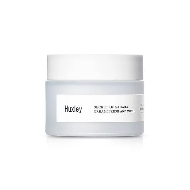 Увлажняющий крем с экстрактом кактуса пустыни Huxley Secret of Sahara Fresh and More Cream 50ml