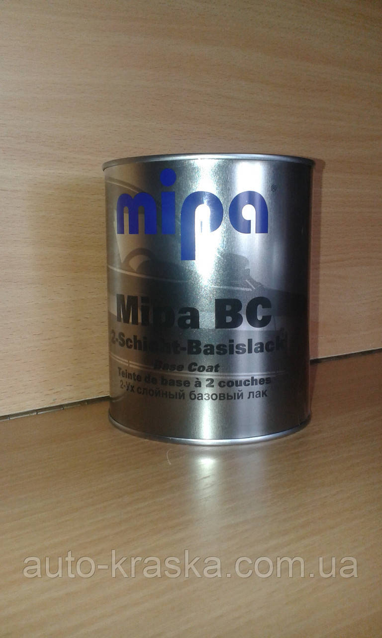 MIPA Металлик 80F DAEWOO 1л. В НАЛИЧИИ ВСЕ ЦВЕТА! Цену других цветов уточняйте.
