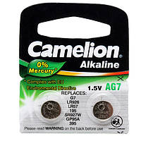 Батарейка Camelion AG7-L926