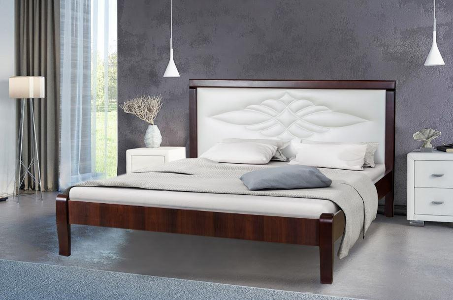 Кровать двуспальная Скиф.