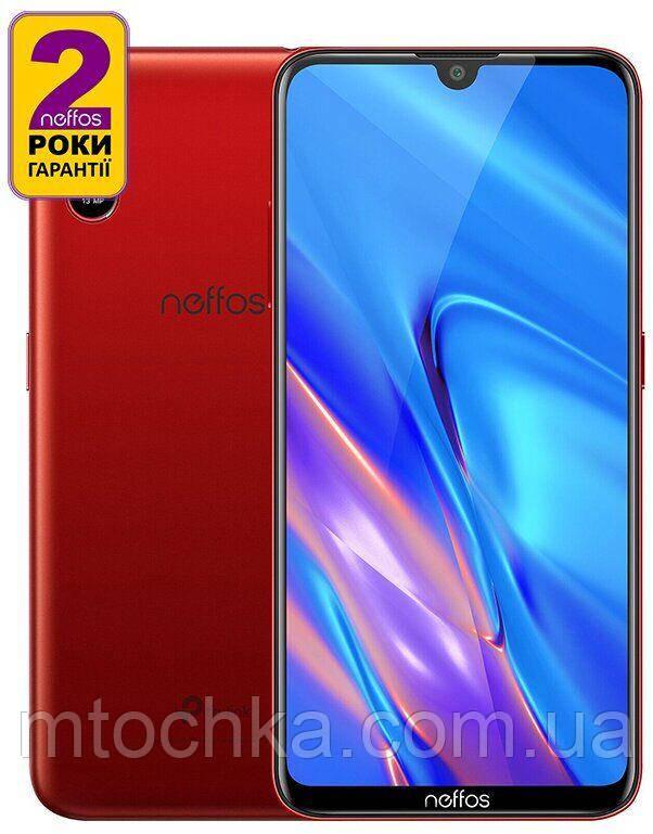 Смартфон TP-LINK Neffos C9 Max 2/32Gb red (официальная гарантия)