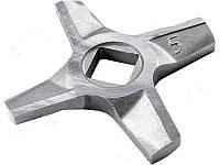 Нож для мясорубки Zelmer NR5 86.1009 ZMM025X (2-х сторонний)