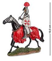 Статуэтка, миниатюра Оловянный Рыцарь Крестоносец Veronese WS-828