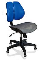 Кресло Mealux Ergonomic Duo (арт.Y-726 KB) обивка синяя однотонная