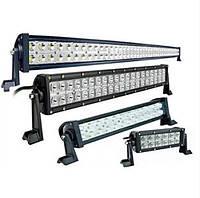 Доплнительная Автофара LED на крышу, Светодиодная LED балка прожектор.48 LED