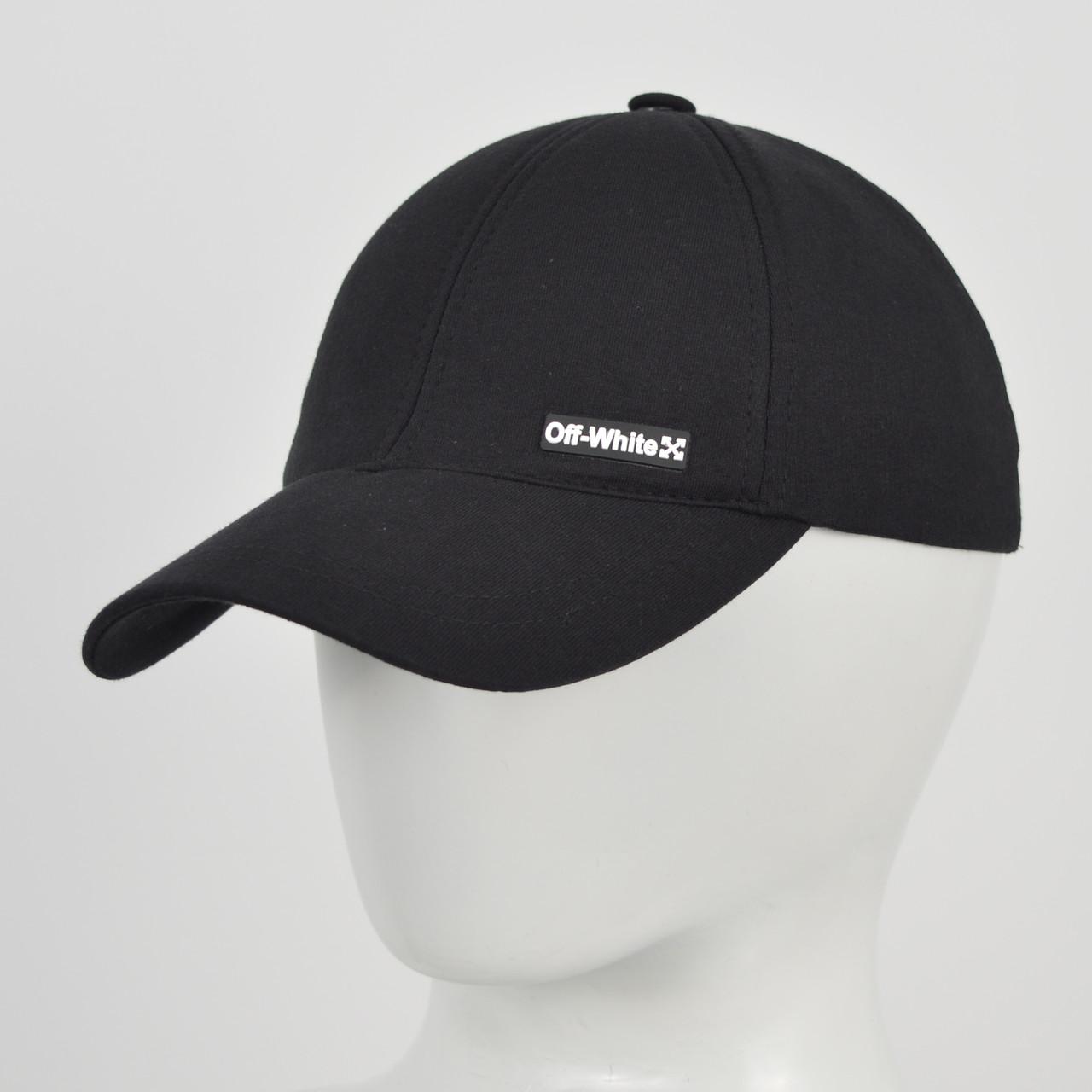 Бейсболка Off-White-2 (реплика) черный