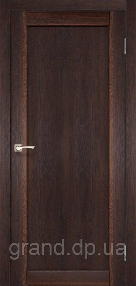 Дверь Porto PD - 03 орех