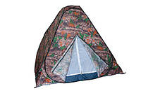 Всесезонная палатка-автомат за 30 секунд для туризма и кемпинга RANGER Discovery (56544112)