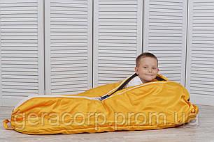 Утяжеленное сенсорное яйцо (Кислинг) HugME  на возраст 5-10 лет, фото 2