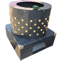 Перощипальная (перосъемная) машина Теплуша (120 тушек /час, 1300 Вт,  220 В)