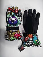 Перчатки freever абстракция