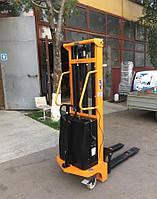 Штабелер с электро подъемом SKIPER 1500кг, 3500мм. Гарантия!
