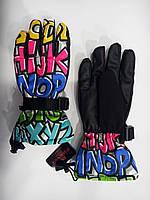 Перчатки цветные мужские freever