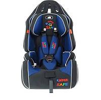 Автокресло KinderSafe Pro Comfort 9-36 kg (группа I, II, III)