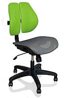 Кресло Mealux Ergonomic Duo (арт.Y-726 KZ) обивка зеленая однотонная